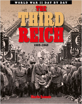 Cover: The Third Reich: 1923-1945