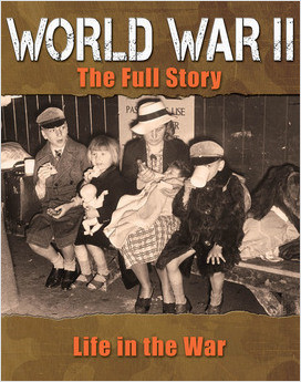 Cover: Life in the War