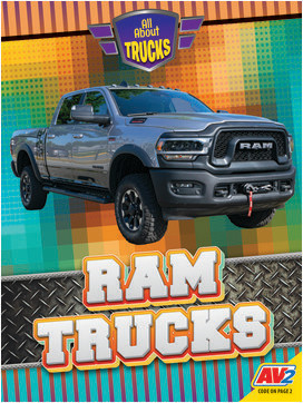 Cover: All about Trucks