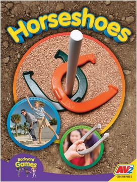 Cover: Backyard Games