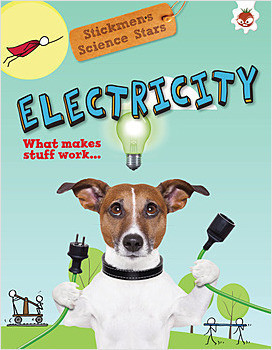 Cover: Electricity: What Makes Stuff Work . . .