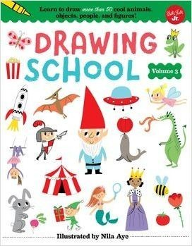 Cover: Drawing School--Volume 3