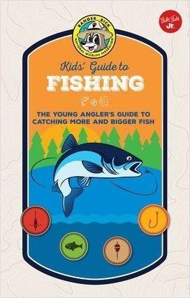 Cover: Ranger Rick Kids' Guide to Fishing