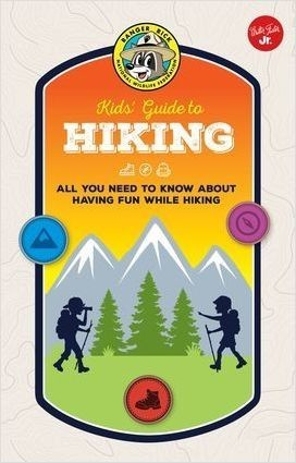 Cover: Ranger Rick Kids' Guide to Hiking