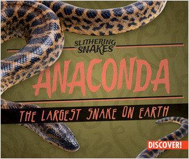 Cover: Slithering Snakes