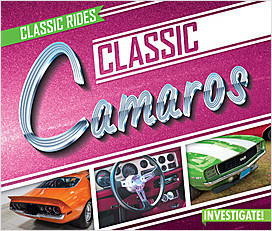 Cover: Classic Rides