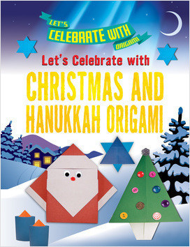 Cover: Let's Celebrate with Origami