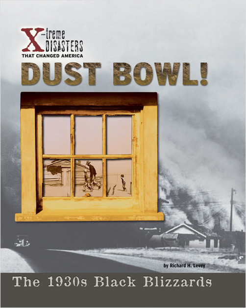 Cover: Dust Bowl!