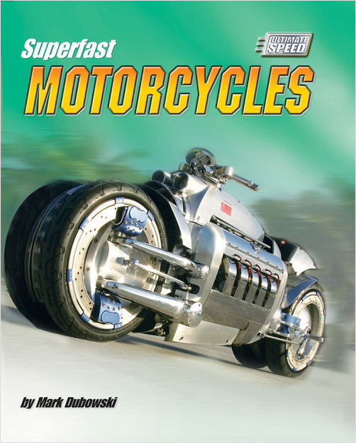 Cover: Superfast Motorcycles