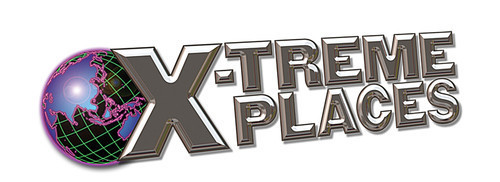 Cover: X-treme Places