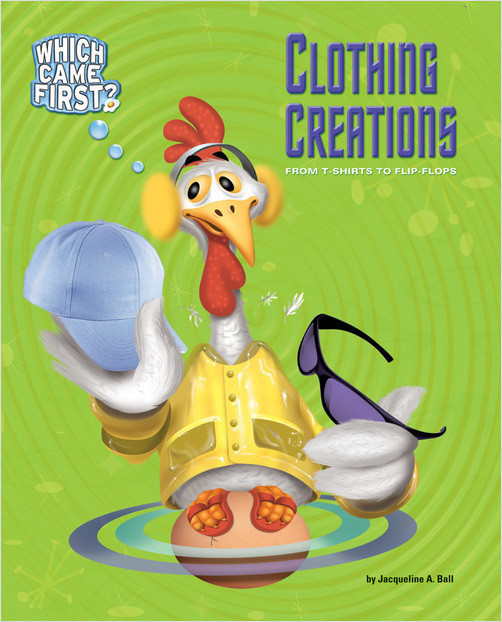 Cover: Clothing Creations
