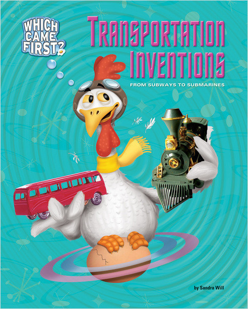Cover: Transportation Inventions