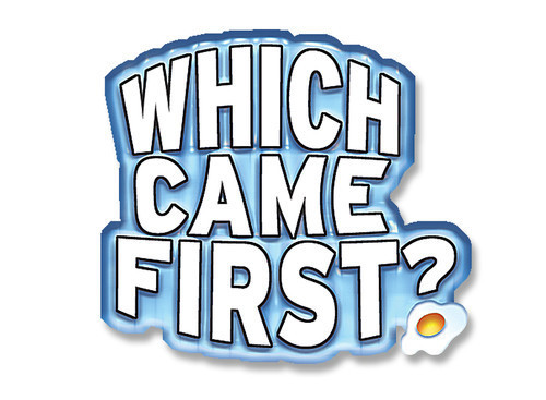 Cover: Which Came First?