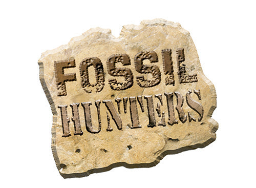Cover: Fossil Hunters