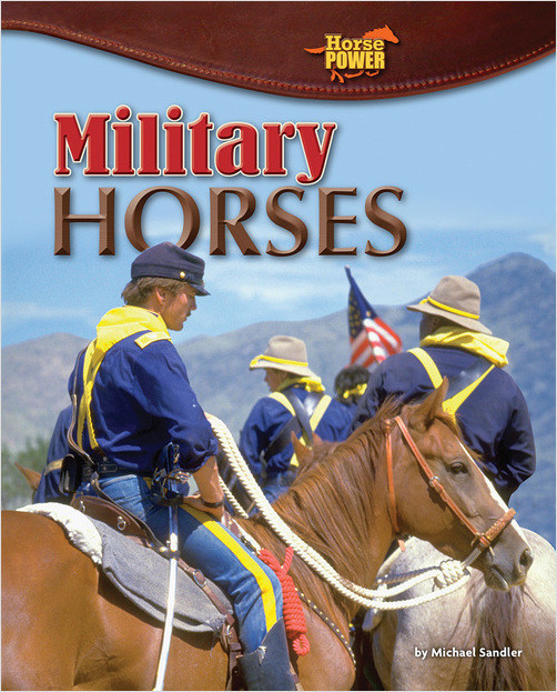 Cover: Military Horses