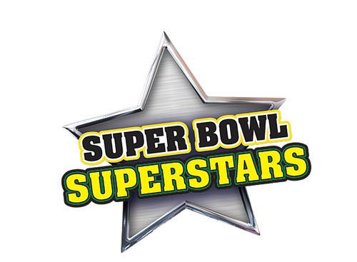 Cover: Super Bowl Superstars