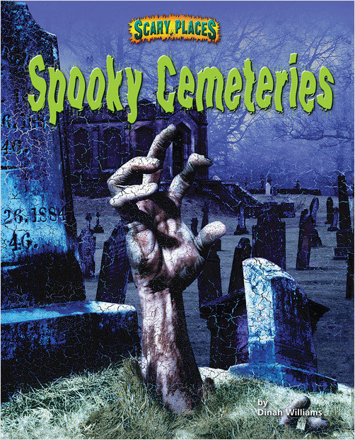 Cover: Spooky Cemeteries