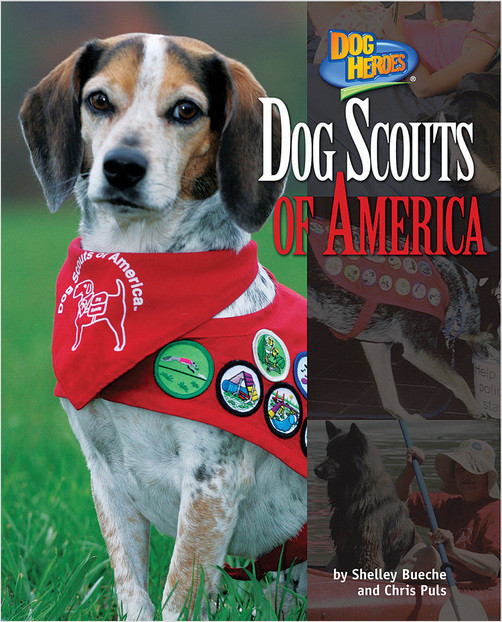 Cover: Dog Scouts of America