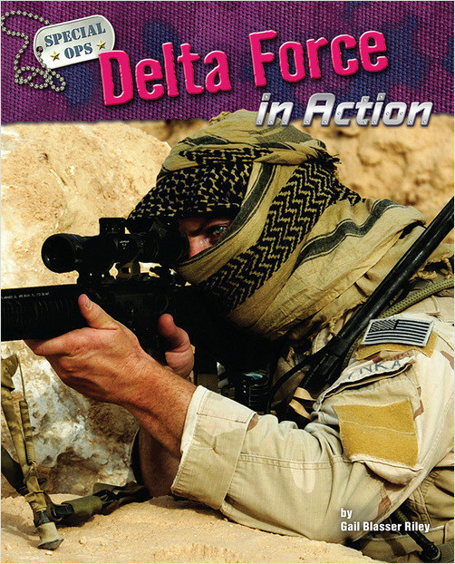 Cover: Delta Force in Action