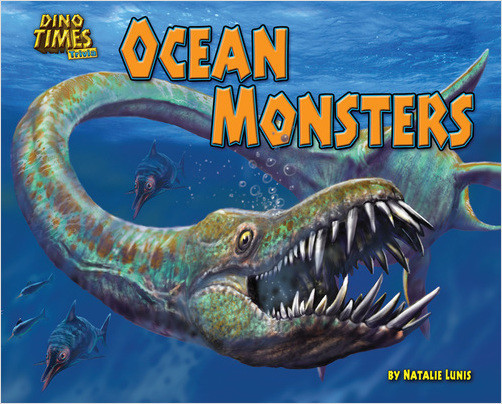 Cover: Ocean Monsters