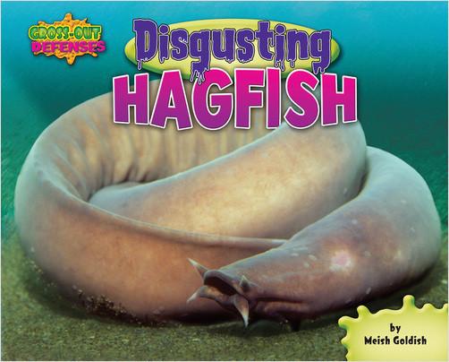 Cover: Disgusting Hagfish