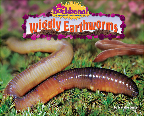 Cover: Wiggly Earthworms