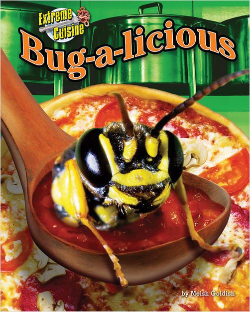 Cover: Bug-a-licious