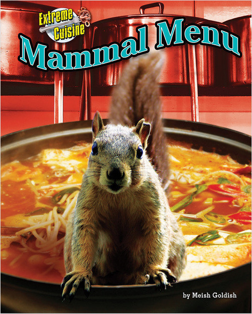 Cover: Mammal Menu