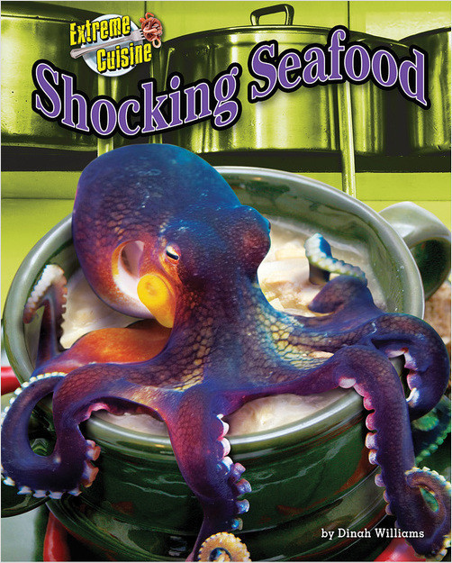 Cover: Shocking Seafood