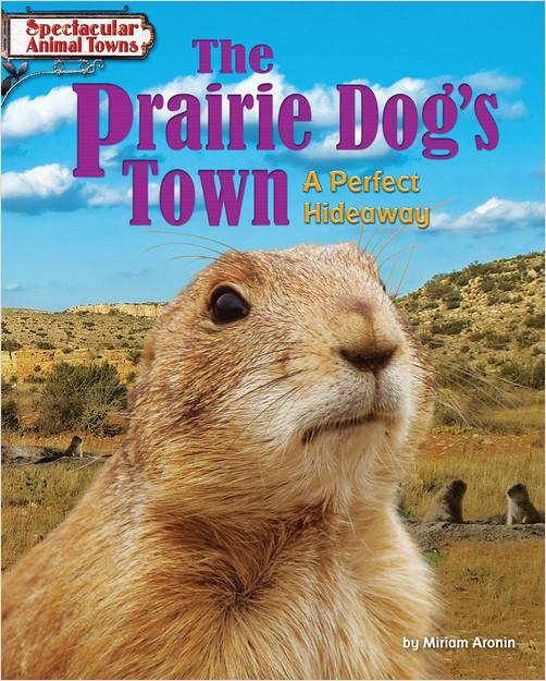 Cover: The Prairie Dog's Town