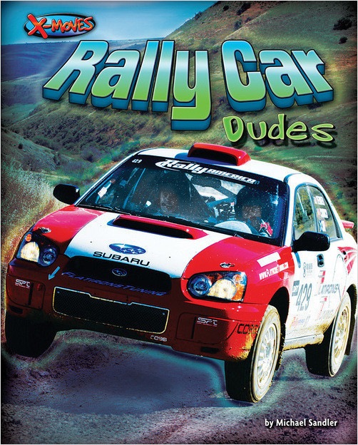 Cover: Rally Car Dudes