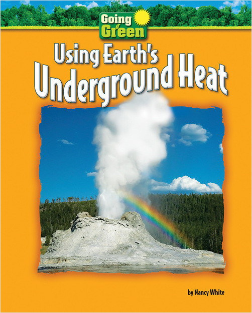 Cover: Using Earth's Underground Heat