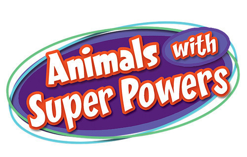 Cover: Animals with Super Powers