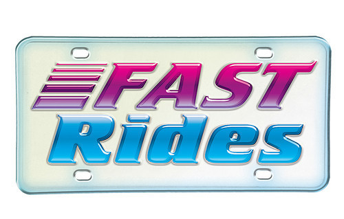 Cover: Fast Rides