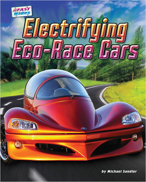 Cover: Electrifying Eco-Race Cars