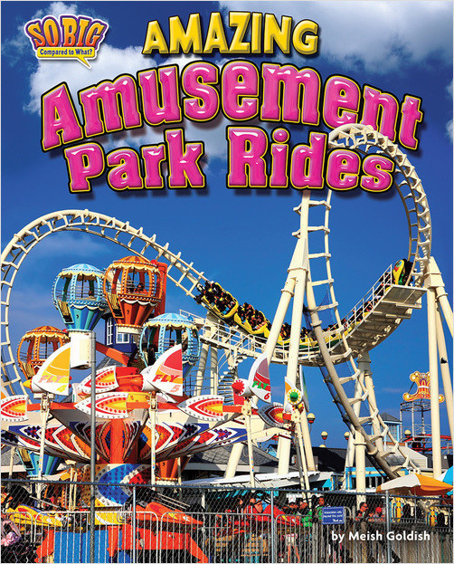 Cover: Amazing Amusement Park Rides