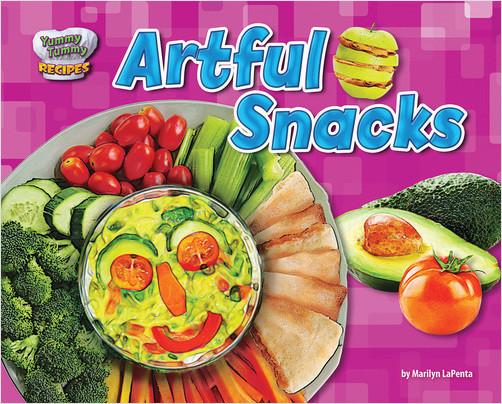 Cover: Artful Snacks