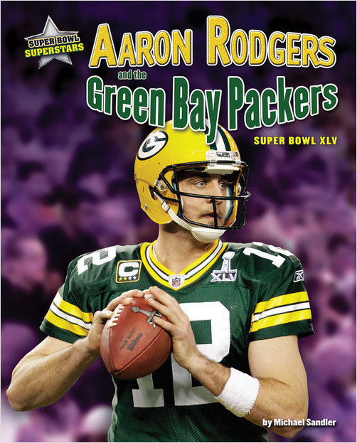 Cover: Aaron Rodgers and the Green Bay Packers