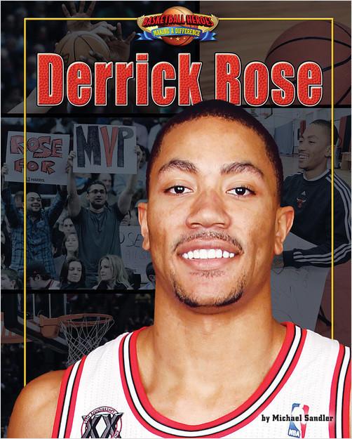 Cover: Derrick Rose