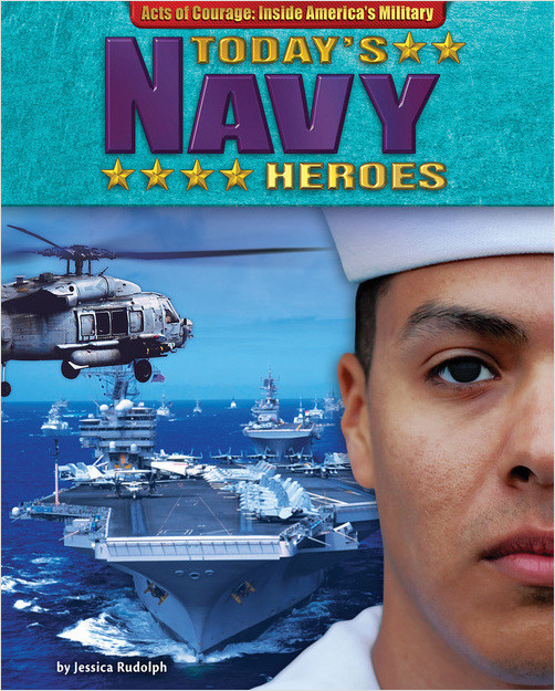 Cover: Today's Navy Heroes