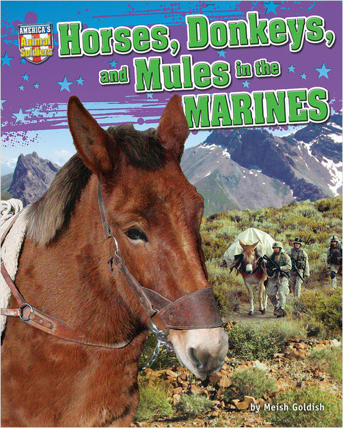 Cover: Horses, Donkeys, and Mules in the Marines