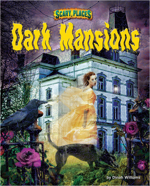 Cover: Dark Mansions