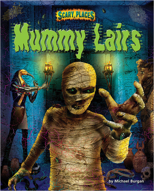 Cover: Mummy Lairs