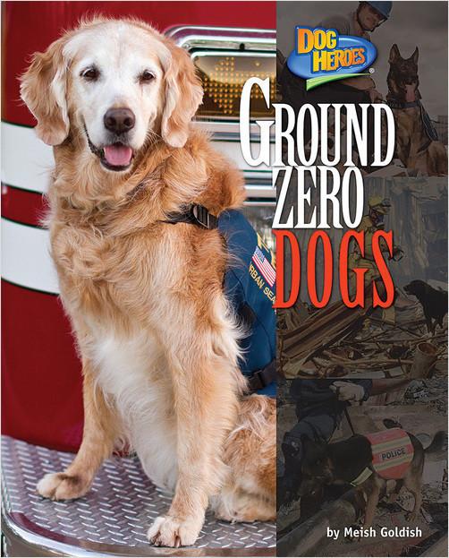 Cover: Ground Zero Dogs