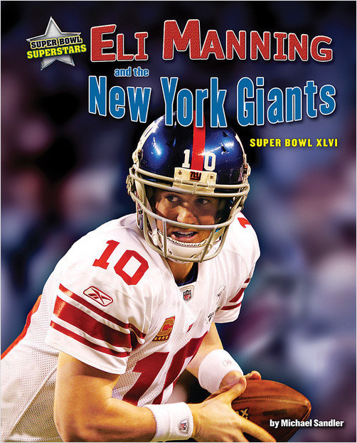 Cover: Eli Manning and the New York Giants
