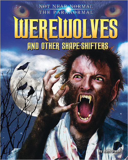 Cover: Werewolves and Other Shape-Shifters