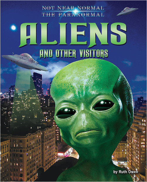 Cover: Aliens and Other Visitors