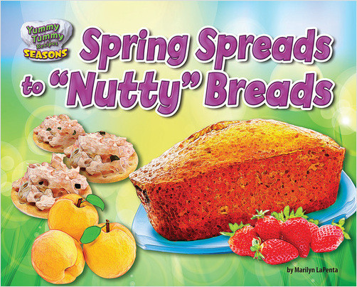 "Cover: Spring Spreads to ""Nutty"" Breads"