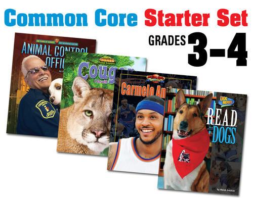 Cover: Common Core 3-4 Starter Set