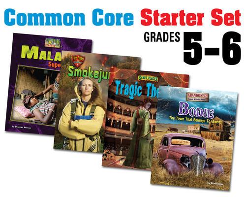 Cover: Common Core 5-6 Starter Set